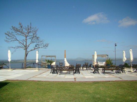 Hotel Art & Spa Las Cumbres : área de  lazer