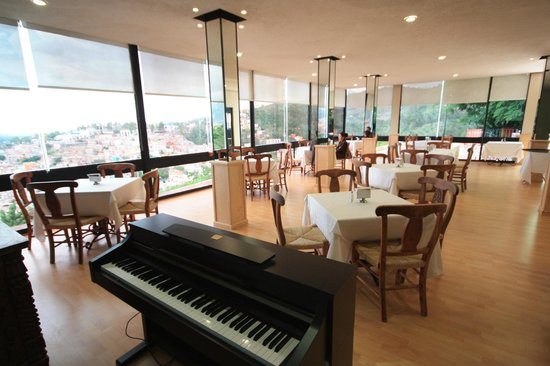 Hotel Guanajuato: Restaurante