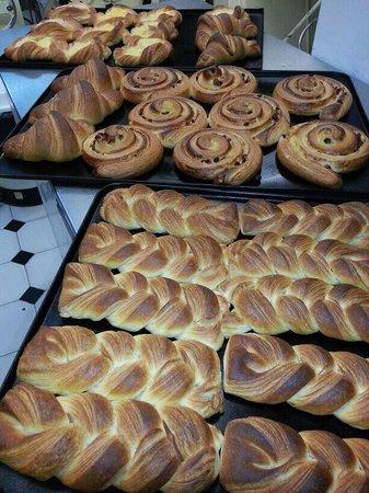 Hotel La Casina: para desayunar