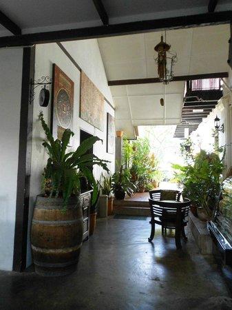 Basaga Holiday Residences: resto