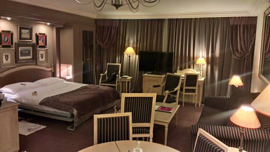Hotel Royal - Manotel Geneva : Main Room - No 222