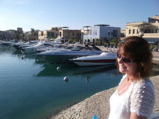 Abu Tig Marina: Wonderful marina & boats