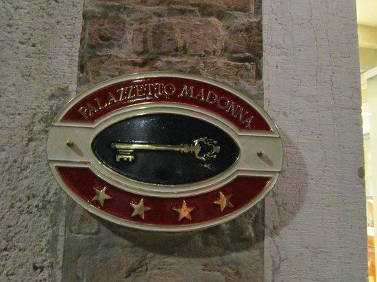 Palazzetto Madonna: hotel