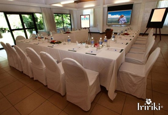Iririki Island Resort & Spa: Conference Room