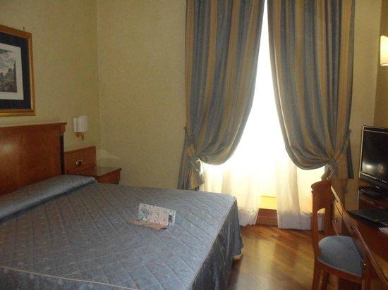 Hotel Miami : stanza da letto