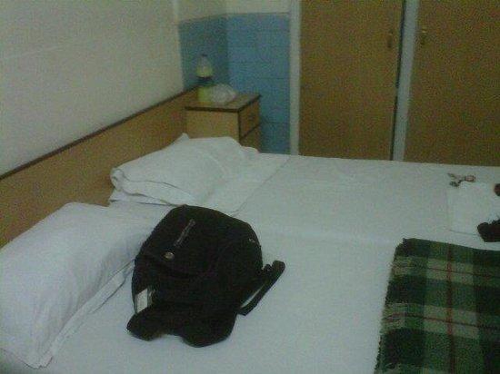Hotel Moti International: habitación1