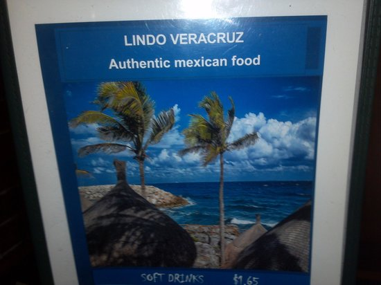Mexico Lindo : Excellent Mexican Food