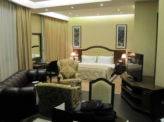 Etoile Suites Hotel : room