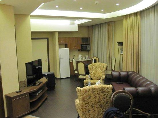 Etoile Suites Hotel : room1