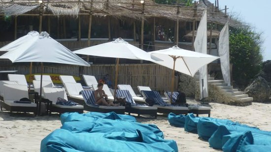 Karma Kandara: private beach