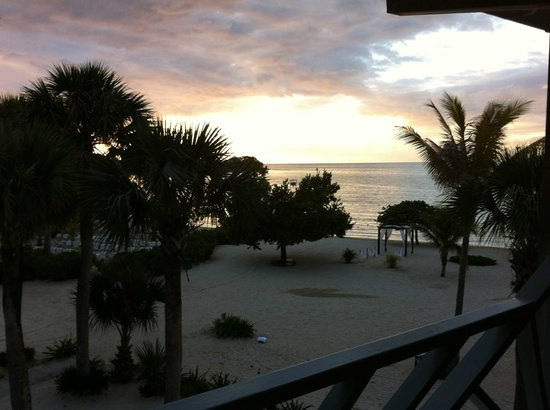 Couples Negril : Sunset from building 6