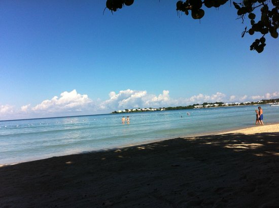 Couples Negril : Looking out over Blood Bay