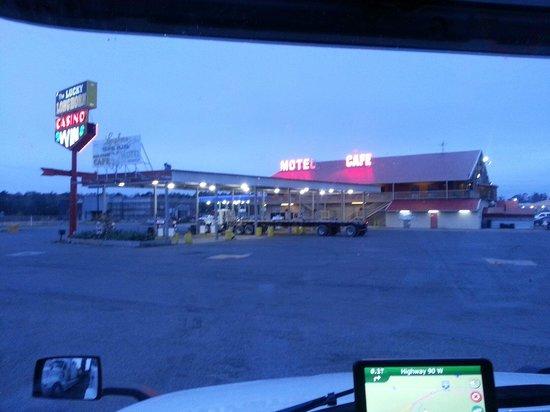 Vinton and casino at the palms casino resort