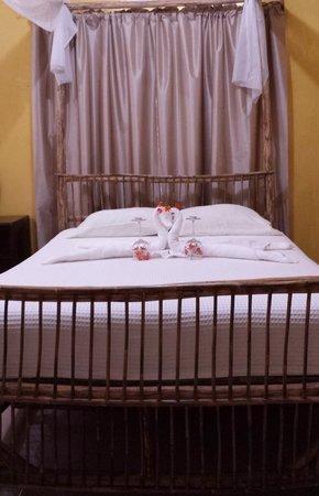 Rainforest Haven Inn : Queen room with 2 queen beds