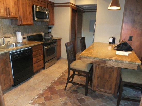Sedona Summit Resort: Kitchen