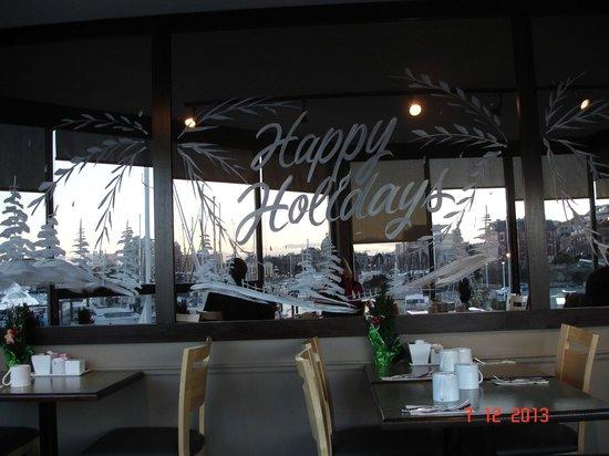 Victoria Regent Hotel : Breakfast cafe