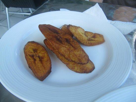 Alexanders Kitchen : plantains $3