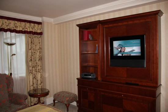 InterContinental London Park Lane : TV