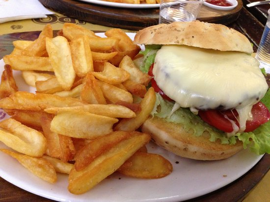 Il Lupo: Hamburger classic