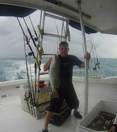 Sea Dog Fishing Charters : GAG