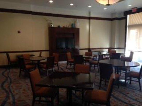 Tampa Marriott Waterside Hotel & Marina: Function room - connected to terrace/promenade
