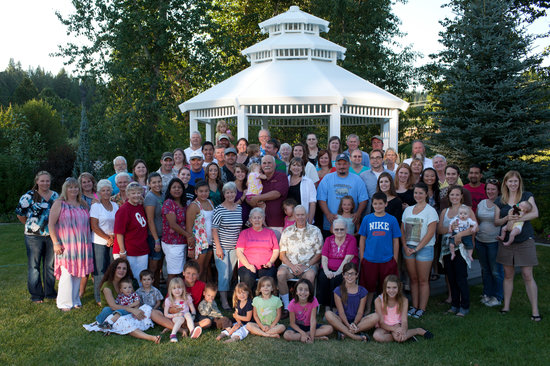 Ashley Inn : Family Reunions are easy in Cascade because there is so many fun things to do for all ages