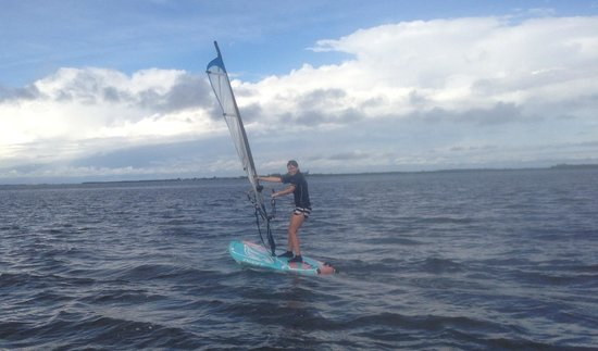 Ace Performer Watersports Rentals: 1st time out!