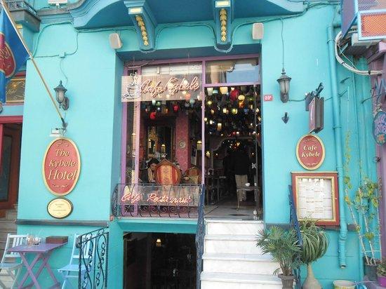 True Blue Tours - Day Tours: Kybele Restaurant