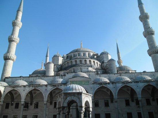 True Blue Tours - Day Tours: Famous Blue Mosque