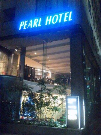 Pearl Hotel Yaesu: 外観