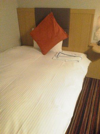 Pearl Hotel Yaesu: リネンがさらさらで気持ちよかった