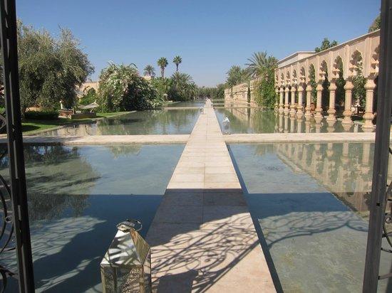 Palais Namaskar : Gardens