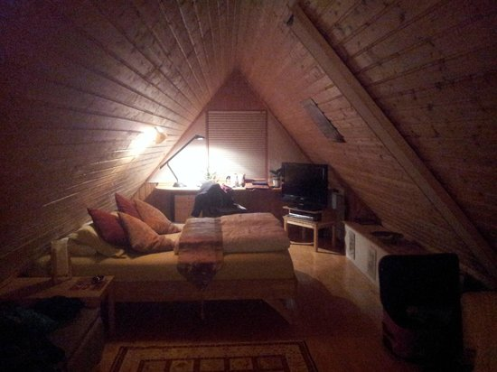 Karlstrup, Denmark: The room <3