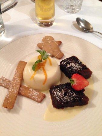 Truffles: Christmas dessert