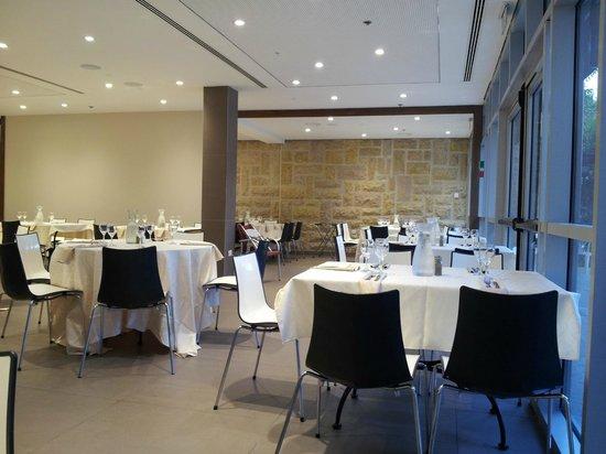 Hotel Yehuda: Restaurante.