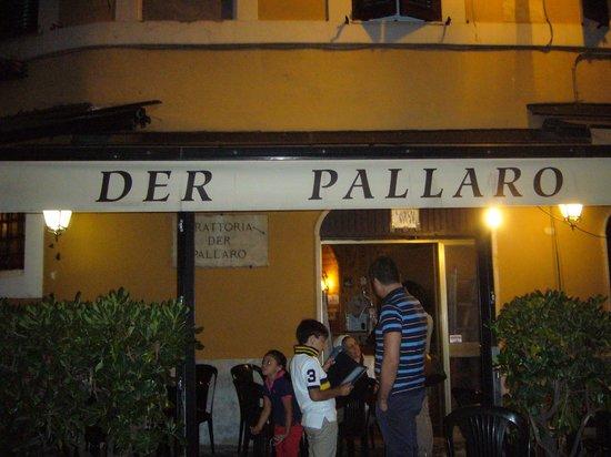 Trattoria Der Pallaro : The Chef!