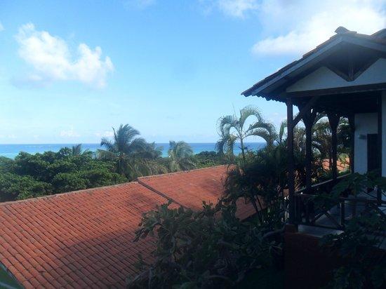 Sol Caribe Campo: Para todos lados la vista es espléndida