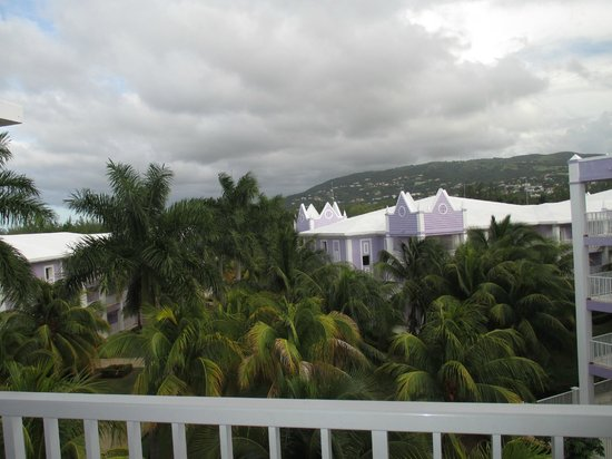 Hotel Riu Montego Bay: views from the room