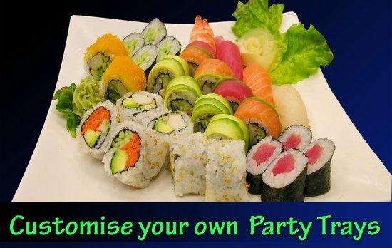 Teton Kitchen Thai & Japanese Restaurant