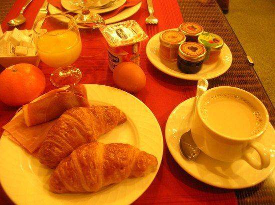 France Eiffel Hotel: 朝食