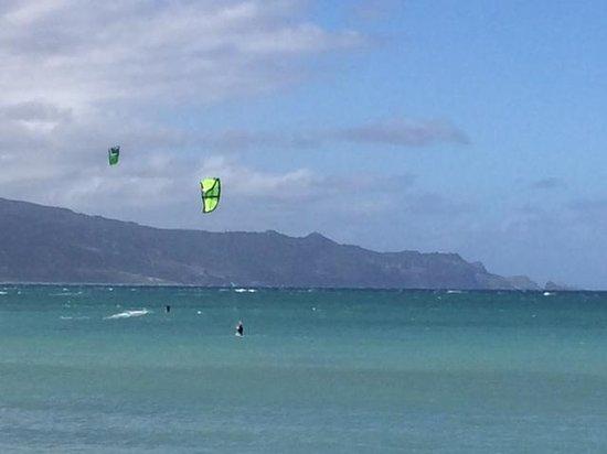 Action Sports Maui: Kiting at Kite Beach Kanaha Maui with ActionSportsmaui.com