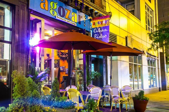 Photo of Latin American Restaurant Agozar Cuban Bistro Bar at 324 Bowery, New York, NY 10012, United States