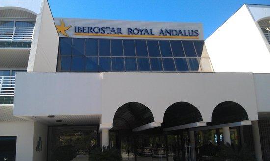 Iberostar Royal Andalus: Вход