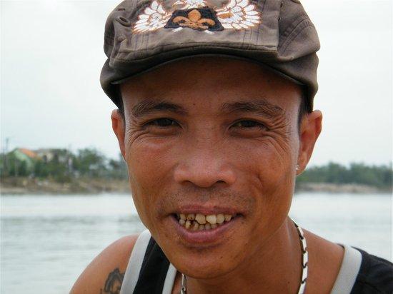Thanh Ha Pottery Village: Jimmy Easyrider!!