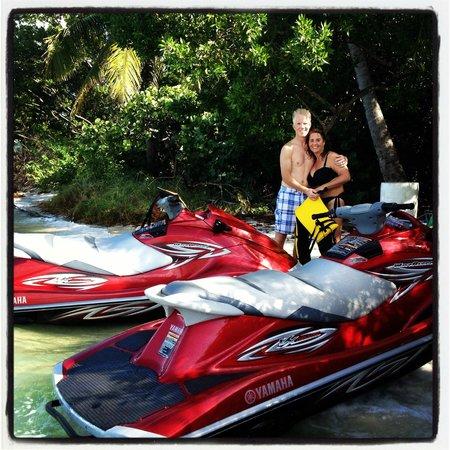 Florida Aqua Adventures: Monumental Island