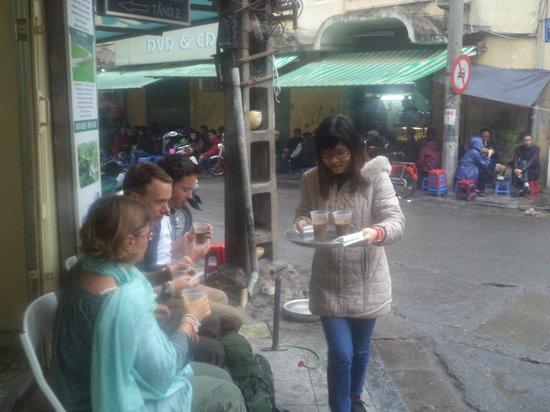 Hanoi Experience - Day Tours: Local Coffe Experience Hanoi