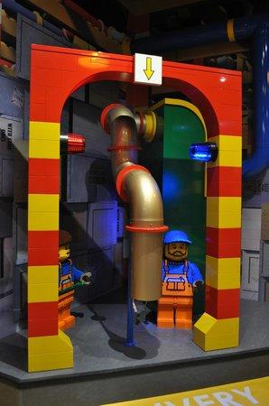 Lego Factory Tour - Picture of LEGOLAND Discovery Center Toronto ...