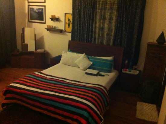 Ahtushi's Bed & Breakfast: My Room