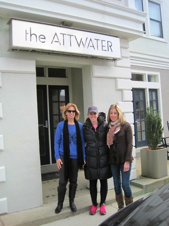 The Attwater: Entrance