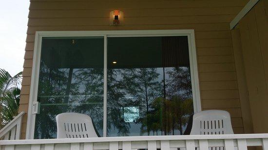 Rimlay Villas: balcony